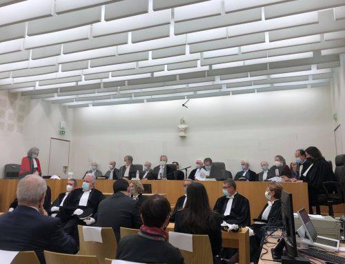 Audience Solennelle de rentrée du Tribunal de Commerce de Bobigny