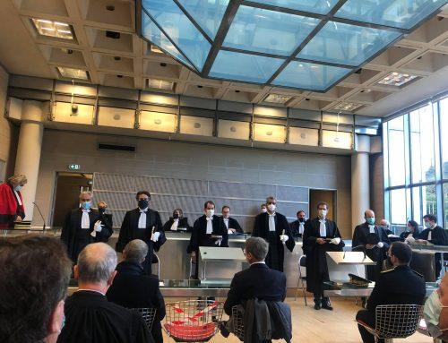 Audience Solennelle de rentrée du Tribunal de Commerce de Nanterre
